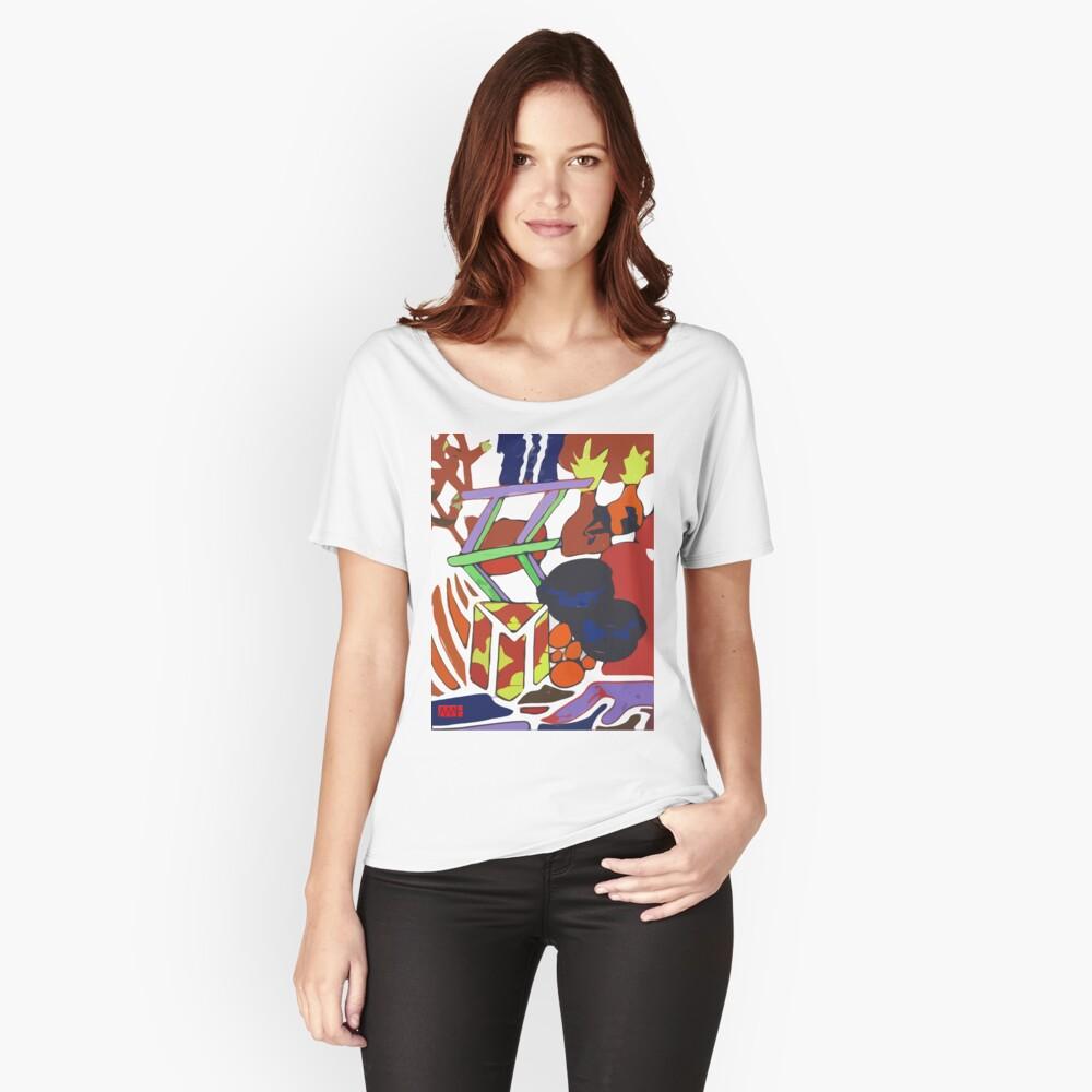 Summer Women's Relaxed Fit T-Shirt Front