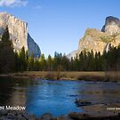 Bridalveil Meadow by William Hackett