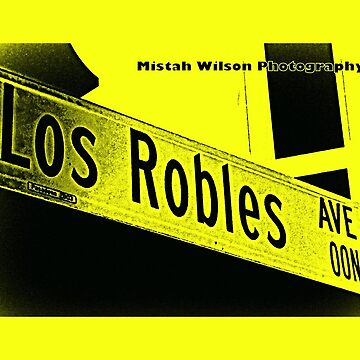 Los Robles YELLOW JACKET Pasadena California by Mistah Wilson Photography by MistahWilson