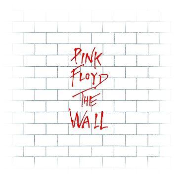 The Wall Fan Art - C&A Music  by ColorandArt-Lab