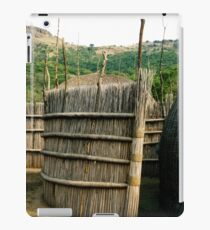 a desolate Swaziland  landscape iPad Case/Skin