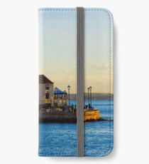 OLD SPICE WHARF iPhone Wallet/Case/Skin