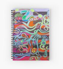 What the Thunder Said Spiral Notebook