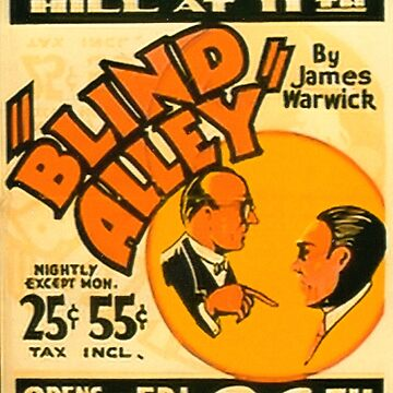 Blind Alley at the MayanTheatre by ExpressingSelf