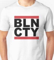 BLN CTY Berlin City City City Tourism Unisex T-Shirt