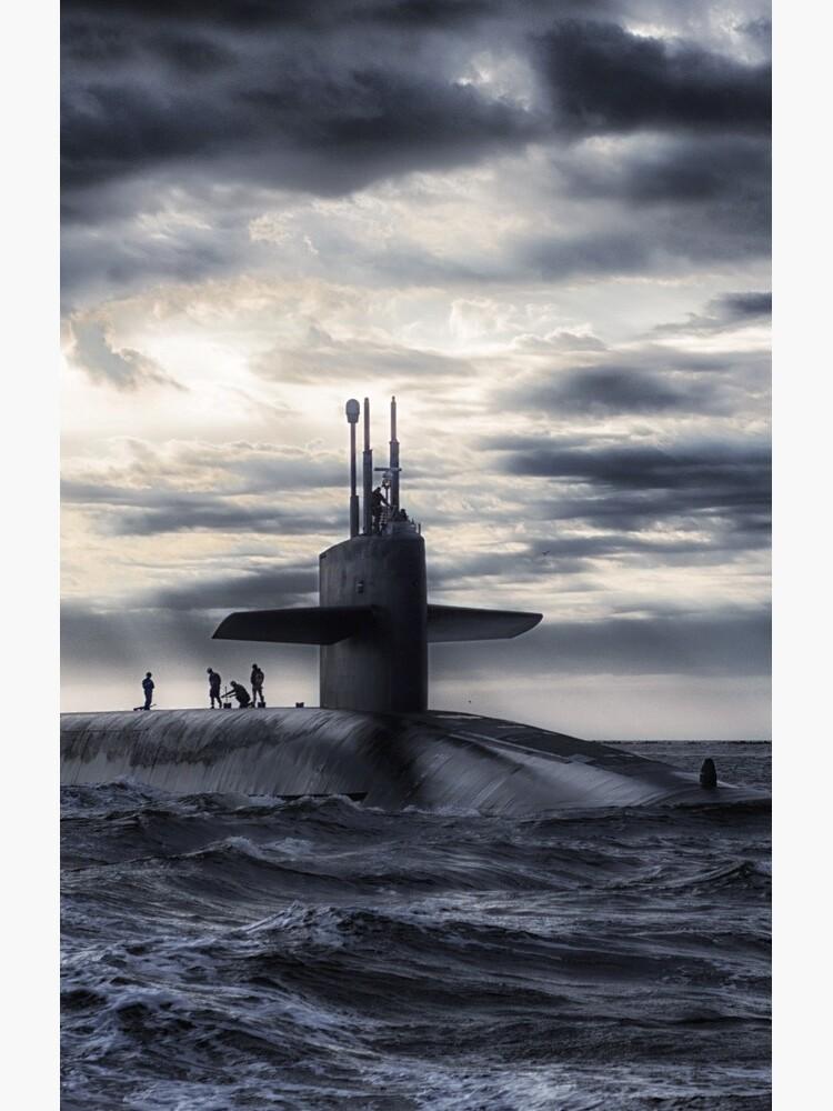U-Boot-Handyhülle von lawlor0823