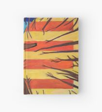 Riding the Wind Hardcover Journal