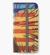 Riding the Wind iPhone Wallet/Case/Skin