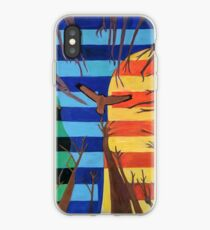 Riding the Wind iPhone Case