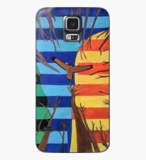 Riding the Wind Case/Skin for Samsung Galaxy