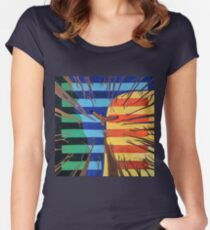 Riding the Wind Women's Fitted Scoop T-Shirt