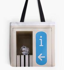 Rubbish information Tote Bag