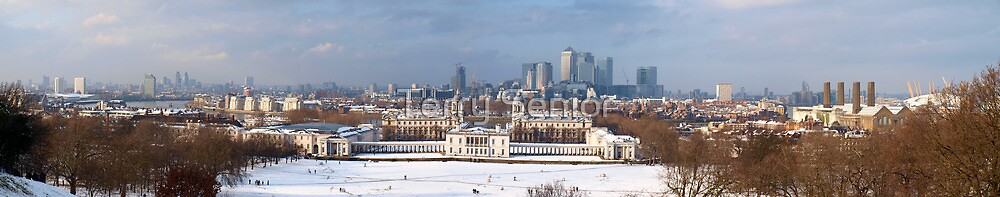 Snow bound GMT by Terry Senior