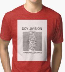 Camiseta de tejido mixto Doy Jivision