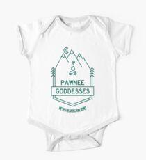 Pawnee Goddesses - We're Freaking Awesome! One Piece - Short Sleeve