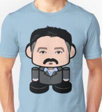 Wisco'stache POLITICO'BOT Toy Robot Unisex T-Shirt
