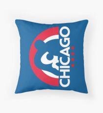 Chicago Cubs 79 Throw Pillow