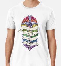 WIR KÄMPFEN EINS Premium T-Shirt
