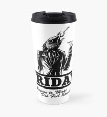 Friday Means Fish Special! Travel Mug