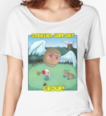 Sabrina Support Group Members Merch!  Women's Relaxed Fit T-Shirt
