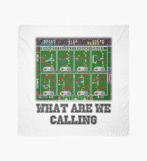 Tecmo Super Bowl Playcalling Scarf