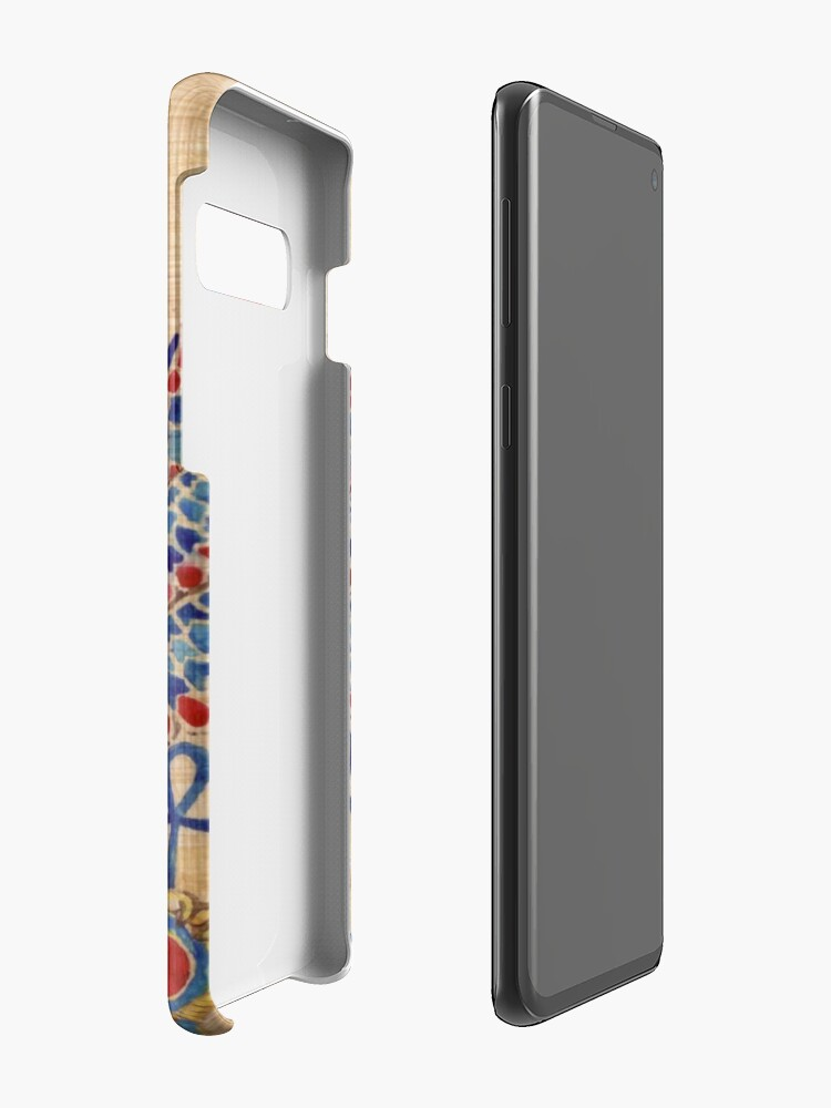 Alternate view of Ra: Falcon Pectoral [Papyrus] Case & Skin for Samsung Galaxy