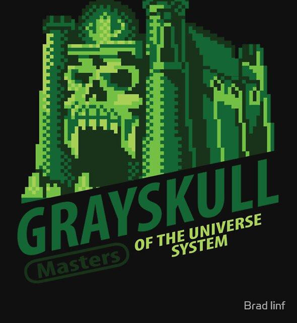 Game of Grayskull  by Brad linf