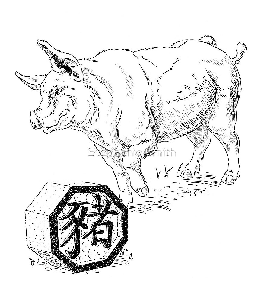 Year of the Pig by Stephanie Smith