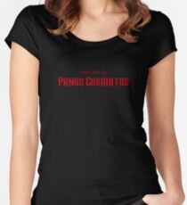 Mandy | Directed by Panos Cosmatos Women's Fitted Scoop T-Shirt