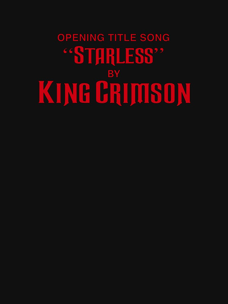 "Mandy | Opening Title Song ""Starless"" by King Crimson by directees"