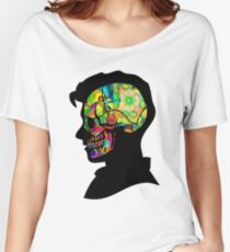 Alex Turner - Psychedelic Women's Relaxed Fit T-Shirt