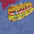 Are you hungry? (sandwich) by TurkeysDesign