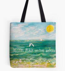 Preston Beach Tote Bag