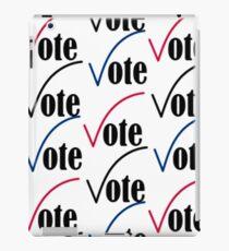 Vinilo o funda para iPad ¡Votar! ¡Votar! ¡Votar!