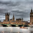 LONDON  by MIGHTY TEMPLE IMAGES