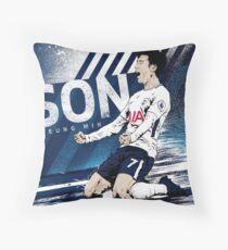 Illustration Son Design Throw Pillow