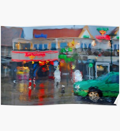 Rainy days.... Poster