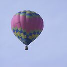 Up Up and away by David Smith