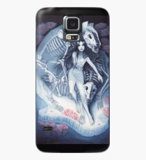 Throw Me To The Wolves (watercolour edition) Case/Skin for Samsung Galaxy
