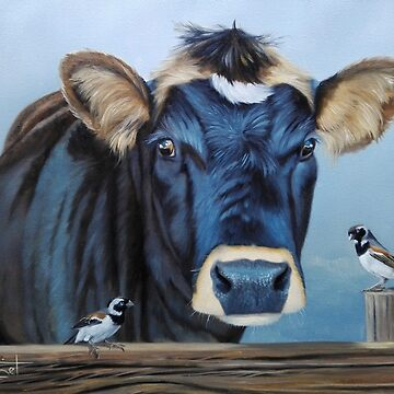 A Cow called Clover by AnetDuToit