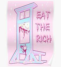 Iss die Reichen Poster