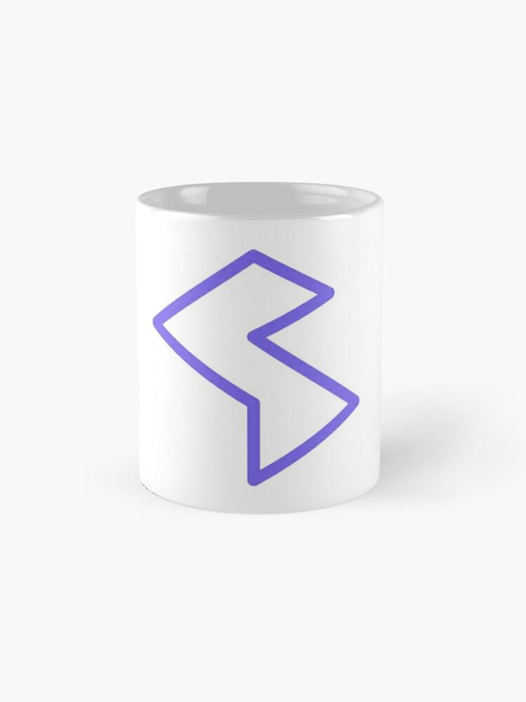 Alternate view of Streamia Lightning Mug