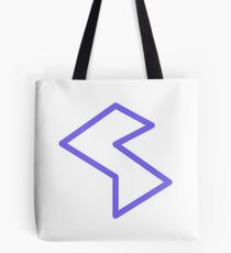 Streamia Lightning Tote Bag