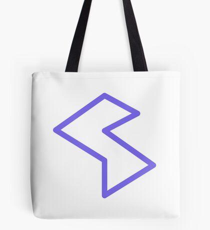 Streamia Lightning Tote Bag