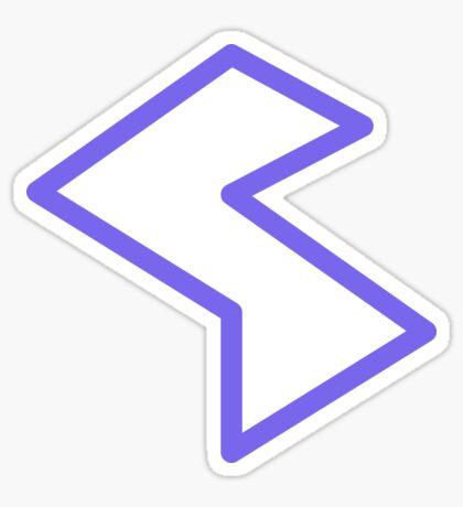 Streamia Lightning Sticker