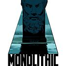 TOFOP Monolithic Epicureanism by James Fosdike