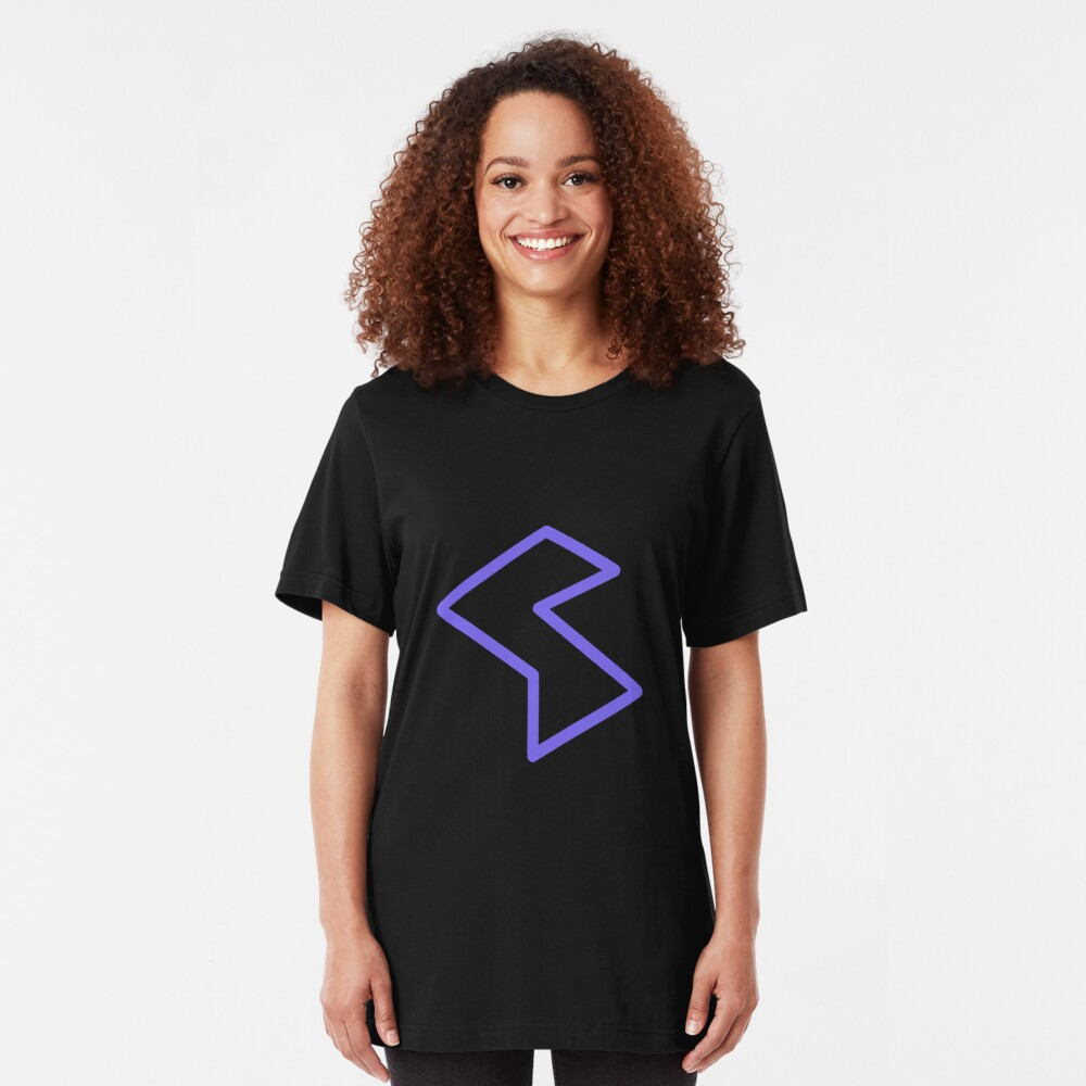 Streamia Lightning Slim Fit T-Shirt