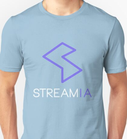 Streamia Logo T-Shirt
