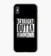 Straight Outta Flavortown iPhone Case
