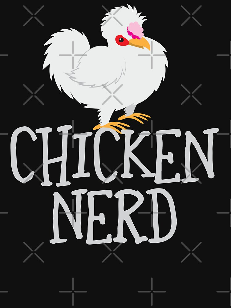 Chicken Nerd (complete expert aout chooks and chickens) by jazzydevil